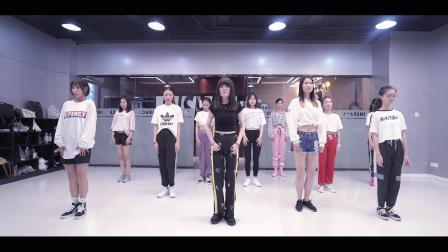 INSPACE舞蹈-MAYI老师-Jazz基础课程视频-EX(Part1)