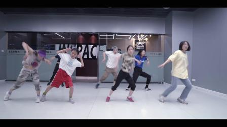 INSPACE舞蹈-Justin老师-Urban提高课代课视频