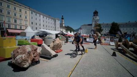 MAESTRO TEAM 攀爬自行车队在奥地利的UCI世界杯比赛视频。