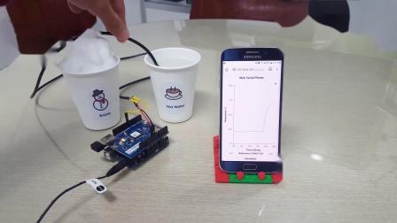 Arduino温度测试