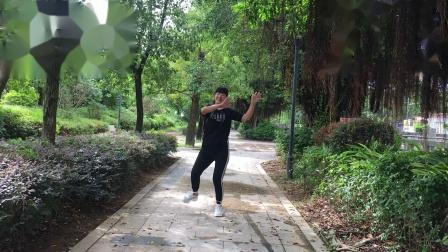 跳跳乐快乐舞步健身操十八套第三节