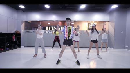 INSPACE舞蹈-Visco老师-Jazz进阶课程视频-APESHIT