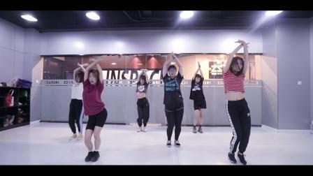 INSPACE舞蹈-Danny老师-Jazz基础课程视频-Quit You(Part 2)