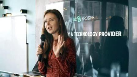 B2Broker 📈员工齐聚莫斯科总部进行产品培训
