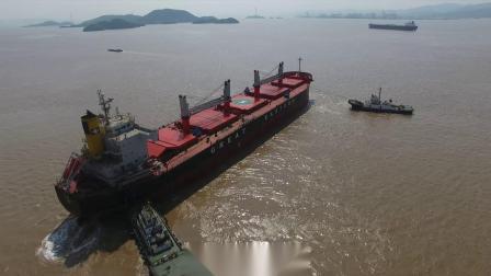 2019.8.20龙山船厂试航