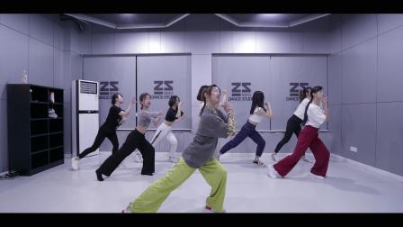 INSPACE舞蹈-Sherry老师-Jazz进阶课程视频-Radio(Part 1)