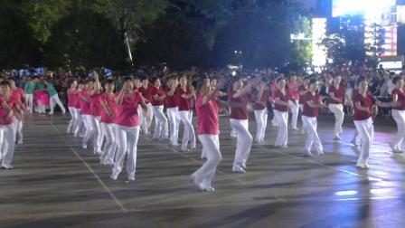 遂昌第二十三期广场健身舞沙龙(垵口、平昌、古院健身队:健身舞—天南地北唱中华)
