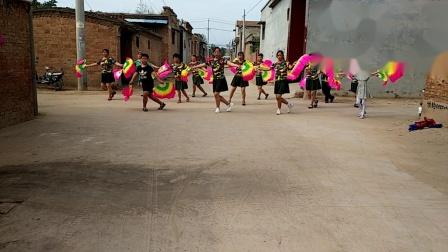 珠中阳阳广场舞――十送红军