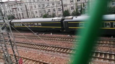 火车视频2019年8月10日郑州站运转拍车第三集首拍SS7E