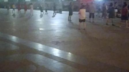 夜游绍兴火车站