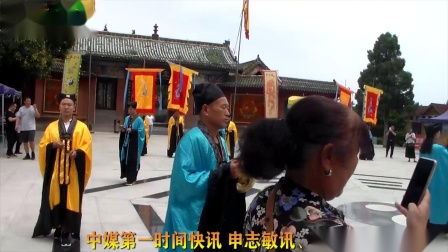 五老峰  朝峰古庙会