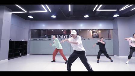 INSPACE舞蹈-Aky老师-Hiphop进阶课代课视频-Run Run Run