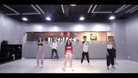 INSPACE舞蹈-Gina老师-Jazz进阶课程视频-Love Between Me & You