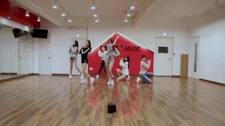 梦幻女友团 GFriend 月夜的时间 练习室舞蹈
