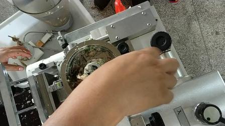 tosei半自動餃子機的拆卸