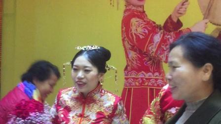 丽丽结婚在世鲜酒店婚庆