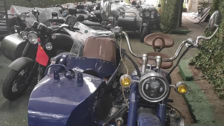 哈哈 我的摩托车