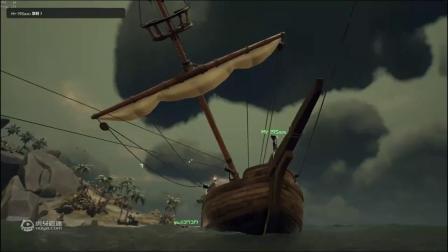 盗贼之海:猫玩老鼠,楚河把穷逼老外耍得很开心