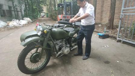 没有完美,只有更完美,长江750摩托车