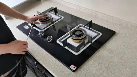 煤气灶盖板测量选择