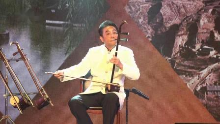 胡琴联奏《难忘的旋律》二胡演奏家 杨积强(南京邓丽君歌友会八周年庆典公益音乐会)