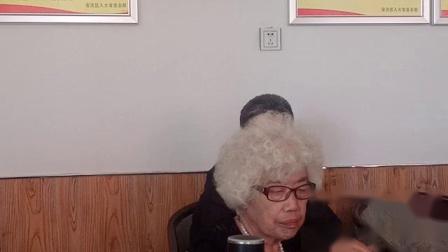 李宏图老师的母亲張秀琴女士演唱贵妃醉酒 京胡王文龙,司鼓王作祥