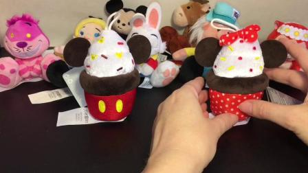 迪斯尼网上购物迷你人物和甜点豪华爱丽丝梦游仙境米老鼠评论
