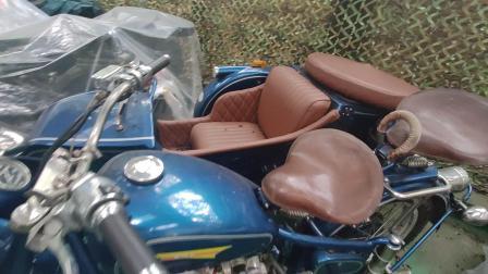 开个摩托车出去,会不会很丢人呢,反而是拉风呢?