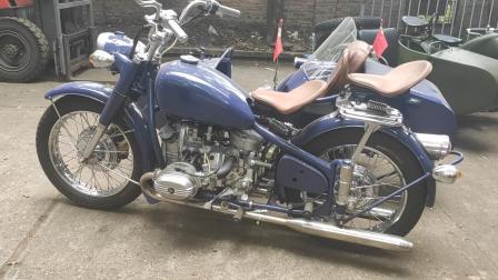 看看六万块钱的的摩托车是什么样子