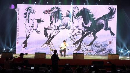二胡独奏《赛马》表演国家一级演员、二胡演奏家 杨积强(南京君歌会八周年庆典演出)