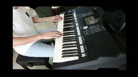 YAMAHA-PSR-S975演奏的《女人花》