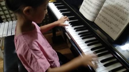 钢琴独奏:牧民歌唱毛主席