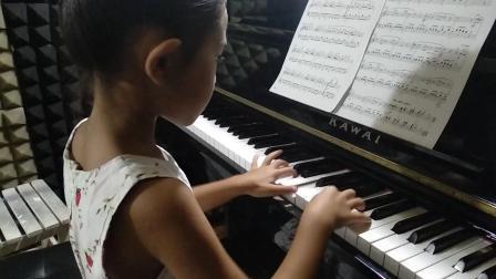 钢琴独奏:洋娃娃的梦  演奏者:程芷琪(六岁半)