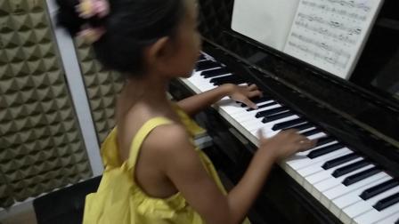 钢琴独奏:四川民歌花灯