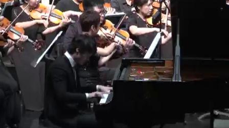 《黄河》1、2、3、4乐章 钢琴演奏 胡博    指挥杜明 大连城市国际交响乐团协奏