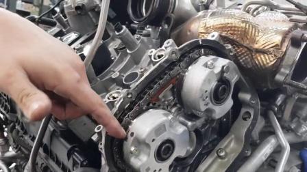 宾利4.0 V8 发动机大修