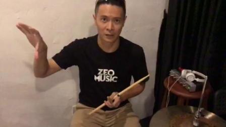王子操老师 教导基本鼓法