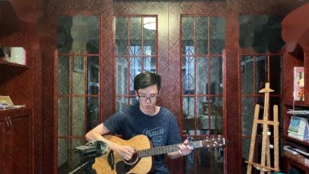 【进阶的】【菜鸟自学吉他】【第一百零四弹】吉他指弹 《Lemon》