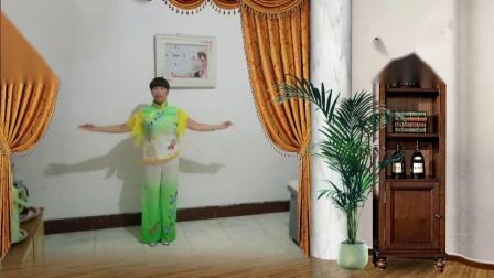 湖南永州友爱广场《南飞燕》演示爱丽