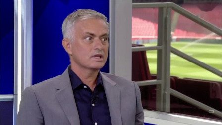 Does Jose Mourinho believe the chemistry has changed at Tottenham  Super Sunday
