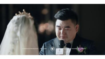 [耀视觉作品]2019.07.28 M+S 婚礼集锦   花田喜事私人订制   喜来登酒店