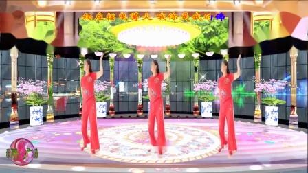 裕隆广场舞《玛尼情歌》网红  编舞:益馨