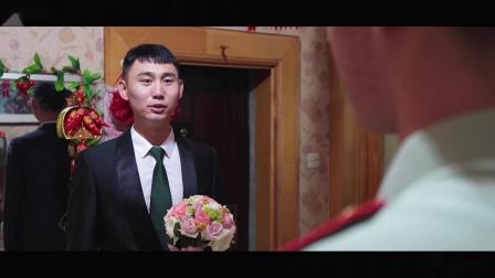李强&朱国俊{路名婚礼定制}