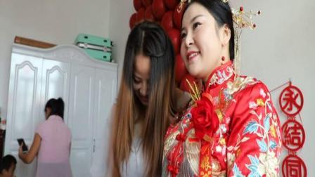 陈鑫胡芳新婚1