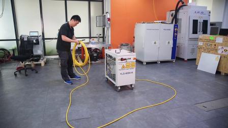 IPG 高功率激光器装机操作指导