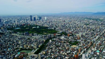 摄影爱好者用8K60p器材航拍-日本