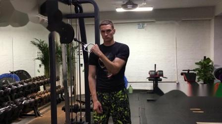 腕力运动员,肩膀康复训练