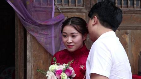 孔文波曹丽新婚纪念