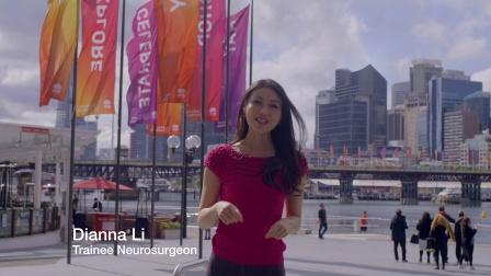 Dianna Li – message to WFNS