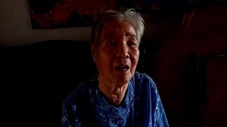 奶奶回忆过去的事